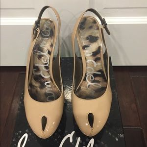 Sam Edelman Patent Leather Heels